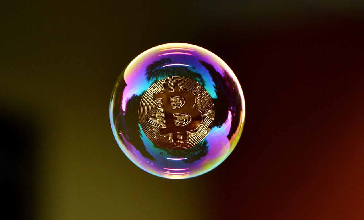 Bitcoin Bubble About to Burst